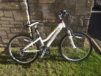 Ridgeback Destiny - kids bicycle - suit approx. 7 - 9 year old