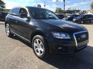 2011 Audi Q5 2.0 LT PREMIUM PLUS HEATED LEATHER FOG LIGHTS AWD Kitchener / Waterloo Kitchener Area image 8