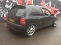 Vauxhall corsa b sxi