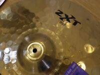 "Zildjian ZXT 14"" Rock Hi Hat Top / Bottom & 20"" Rock Ride"