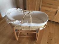 Baby Weavers Moses Basket
