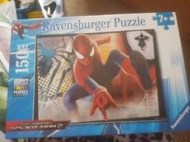 Brand new Spider-Man puzzle