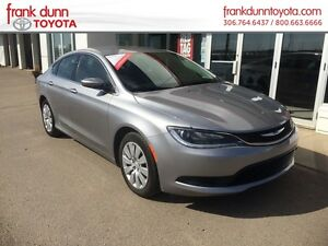 2015 Chrysler 200 ***PST PAID***