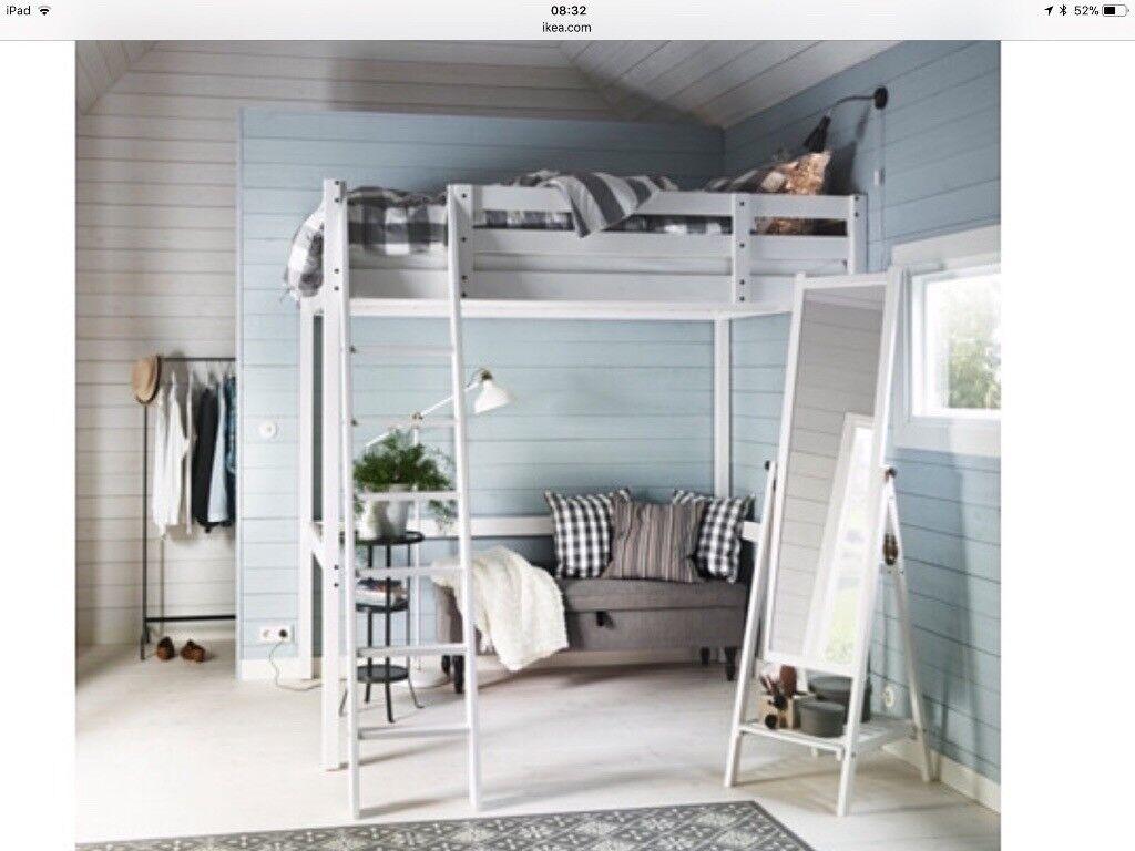 Loft High Bed