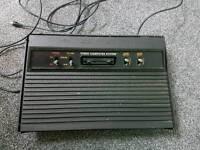 Atari 2600 console computer