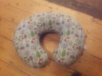 Chicco Feeding Pillow - extremely useful for baby feeding and in good condition