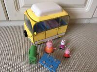 Peppa Pig Caravan