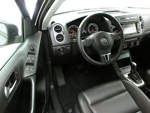 2014 Volkswagen Tiguan VW CERTIFIED! 2.0L TSi Turbo! Comfortline