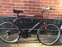 Mountain bike 18 speed great commuter