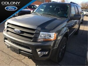 2017 Ford Expedition Max 8-PASS, LTD MAX, APPEAR PKG, LOW KM'S!
