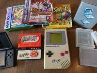 Nintendo gameboy original Bundle