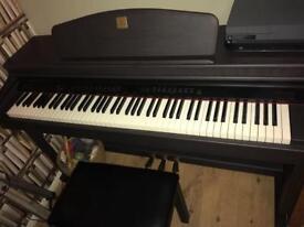 Dynatone DPR - 1500 Digital Piano