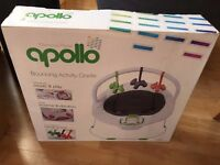 Apollo Baby Bouncer - Boxed