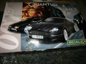 007 quantum of solace scalextric