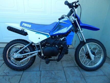 NEW 80cc 2 STROKE DIRT BIKE Hinchinbrook Liverpool Area Preview