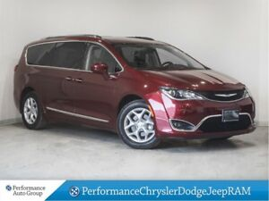 2017 Chrysler Pacifica Touring-L Plus * Nav * Leather * Back up