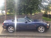 Mazda mx-5 1.8 2003 (03)**Low Mileage**Full Years MOT**Stunning Looking Roadster for ONLY £1495