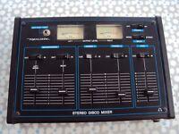 Disco mixer - bedroom DJ