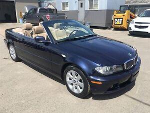 2005 BMW 3 Series 325Ci / AUTO/ 2.5/ CABRIO