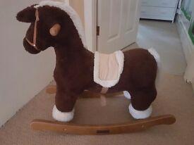 Baby rocking horse