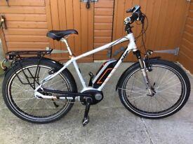 KTM Bosch Electric Bike 46cm frame.
