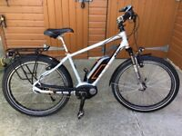 KTM Bosch Electric Bike 46cm frame.