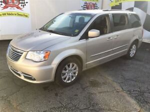 2013 Chrysler Town & Country Touring, Auto, Stow N Go Seating,