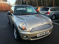 ***MINI COOPER 1.6 2009 IMMACULATE CONDITION 12 MONTHS MOT***