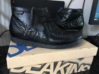 Nicholas Deakins Black Shoes size 6