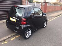 2012 Smart fortwo automatic diesel Top spec free road tax 1 owner bargain low miles immaculate