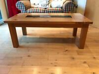Wooden Coffee Table - Living Room/Kitchen/Dining Room