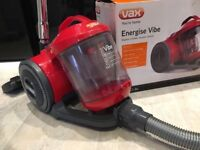 FREE DELIVERY VAX BAGLESS CYLINDER VACUUM CLEANER HOOVERS gg