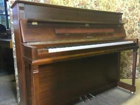Stunning Hellas Modern Upright Piano - excellent condition, *free local delivery*