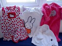 Baby girl's clothes bundle. Size 0-3 months