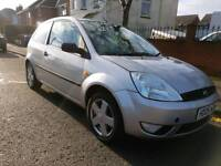 FORD FIESTA ZETEC ,2005, ONE YEAR MOT