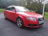 2007 Audi A4 Avant 2.0 TDI S Line 5dr *full service history & long MOT* PRICE DROP