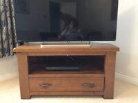 Corner TV unit, good condition