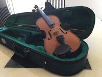 1/2 size violin for sale