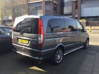 Mercedes Benz Vito 8 seater automatic only £11995