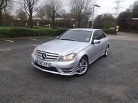 Mercedes-Benz C Class C220 Cdi Blueefficiency Amg Sport Saloon Auto Diesel 0% FINANCE AVAILABLE