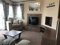 ABI Ambleside/Static caravan for sale in Skegness/Mablethorpe/LOW GROUND RENT/entertainment/fishing