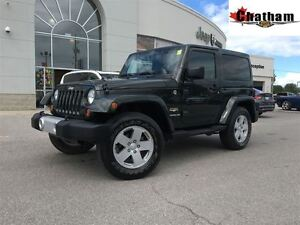 2011 Jeep Wrangler Sahara***Dual Top Group***Remote Start***