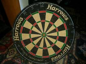 Harrows official Dart board