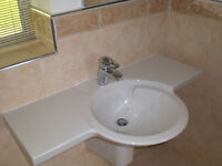 Villeroy & Boch wide bathroom sink