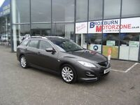 2012 61 MAZDA 6 2.2 D TS2 5d 163 BHP **** GUARANTEED FINANCE ****