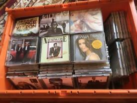 Approx 500 CDs for £30 All genres