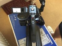 Panasonic FULL HD AVCCAM comes with box/instructions all accessories .. like new!! Collection only