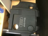 AUDI A6 2006-2007 ENGINE TOP COVER
