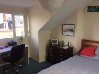 double bedroom for rent from 8th October £210