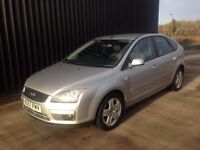 2007 (57) Ford Focus 1.6 TDCi DPF Style Diesel 3 Keys Service History 12 Months MOT May PX